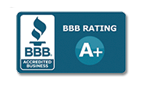 BBB 5 Star Rating