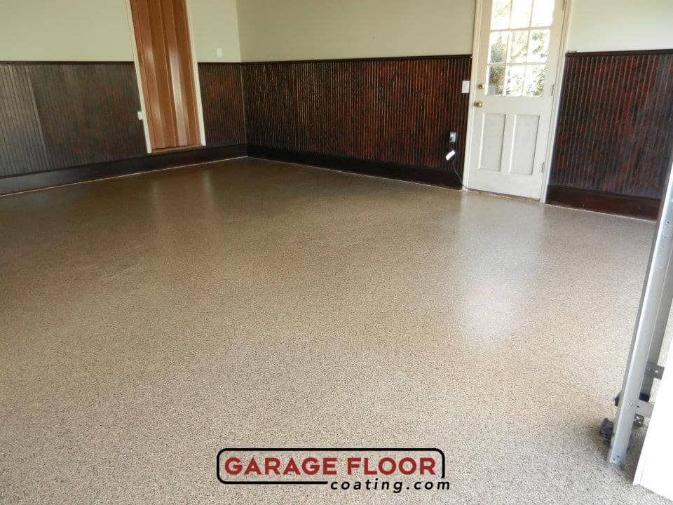 Home garages for Garage floor heating systems