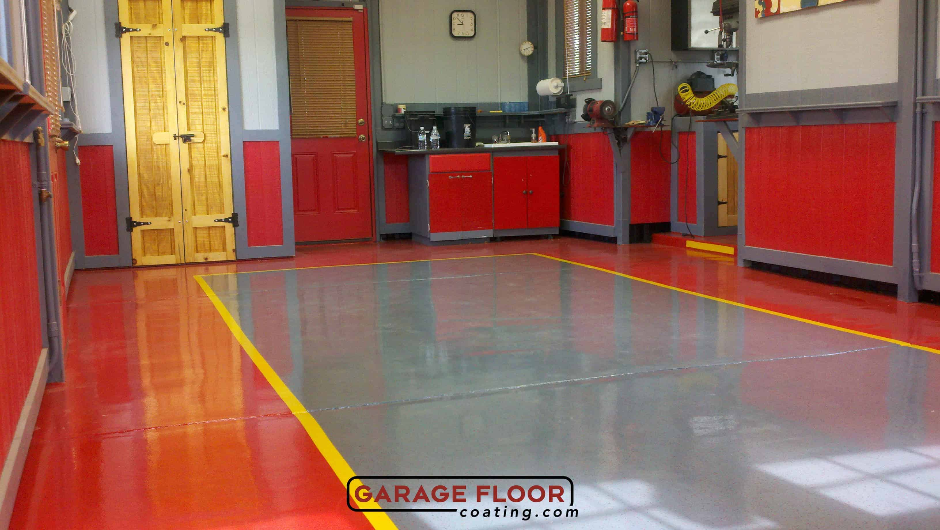 Garage Floor Coating Floors Polyaspartic