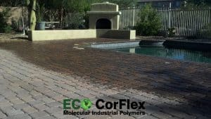 Sealing and Staining Concrete and Pavers