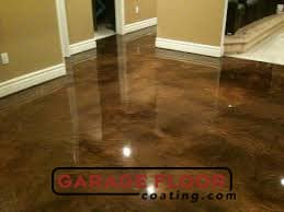 ... Garage Floor Coating And Resurfacing Service   Refinishing With Epoxy  Paints With Industrial Quality Products Supplied ...