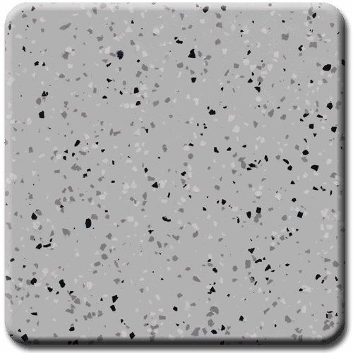 Granite Silver Gray 1/8 Heavy Spread