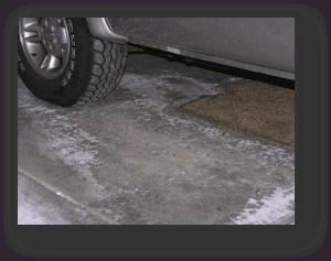 epoxy flooring mitigating moisture