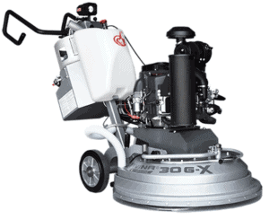 safe application of epoxy coatings proper equipment propane diamond grinder with dust reduction attachments
