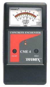 Moisture mitigation Tramex meter epoxy floor coatings