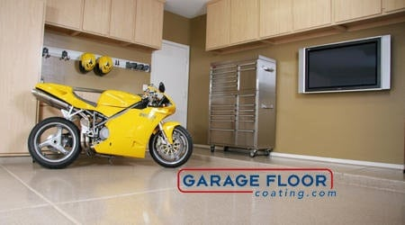 Epoxy flooring increase home resale value garagefloorcoating.com