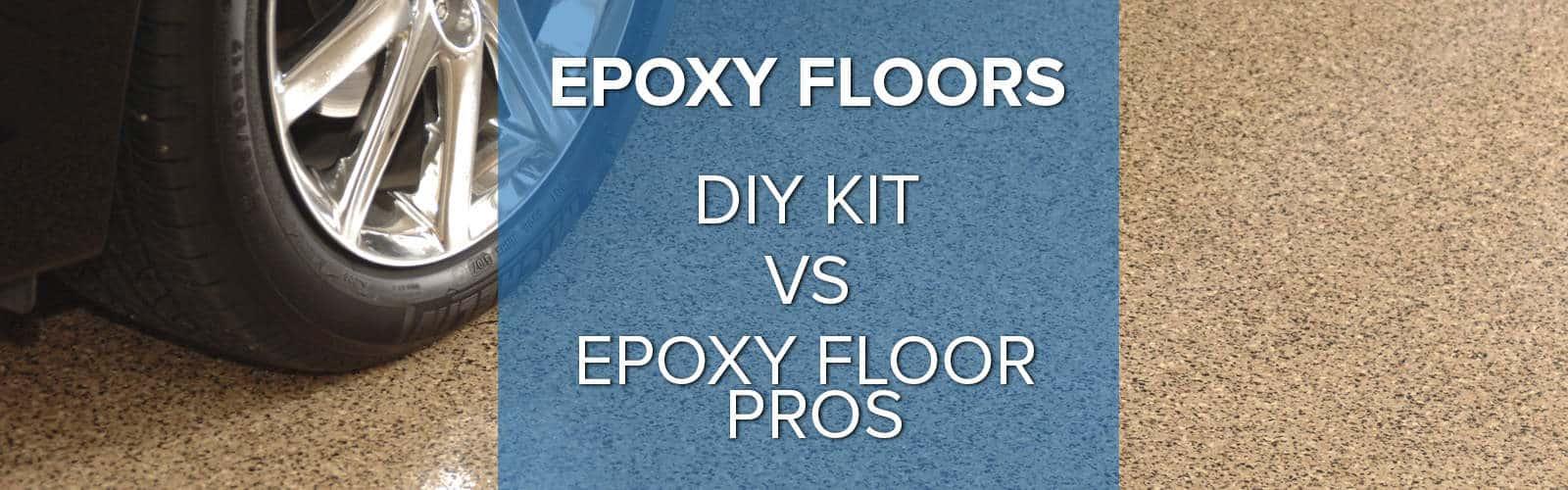 Floor Coating with DIY Epoxy Kits - Never, Ever