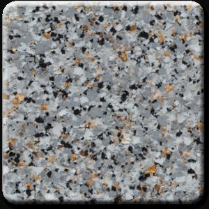Epoxy flooring Mica Media Bagari SE Pacific Coast garage floor coating color sample