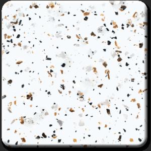 Epoxy flooring Mica Media Stone Silicate MPVA-003 garage floor coating color chip sample