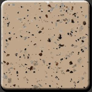 Epoxy flooring Mica Media Stone Silicate MPVA-010 garage floor coating color chip sample