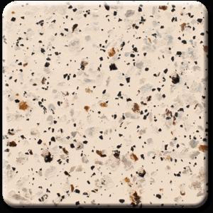 Epoxy flooring Mica Media Stone Silicate MPVA-011 garage floor coating color chip sample