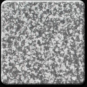 Epoxy flooring Ultra Silver Butte garage floor coating color sample
