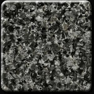 Epoxy flooring Mica Media Vintage Mica Gun Metal garage floor coating color sample